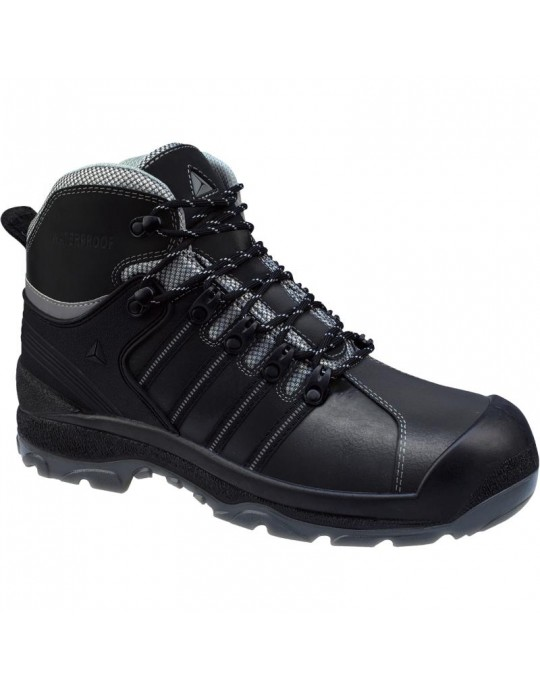 NOMAD Composite Black or Brown Insulated Water Resistant Safety Boots