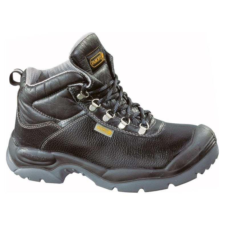 Delta Plus SAULT S3 Water Resistant Leather Wide Fitting Safety Boot