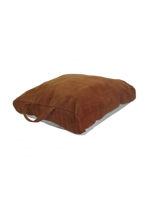 410 X 410 X 230mm Leather Heat Resistant Welding Cushion