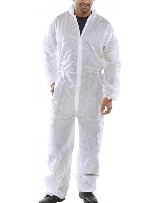 Disposable Protective Overall  *SIZES*