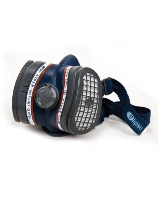 Elipse A1P3 Spray and Dust Mask (Accepts A1P3 filters)