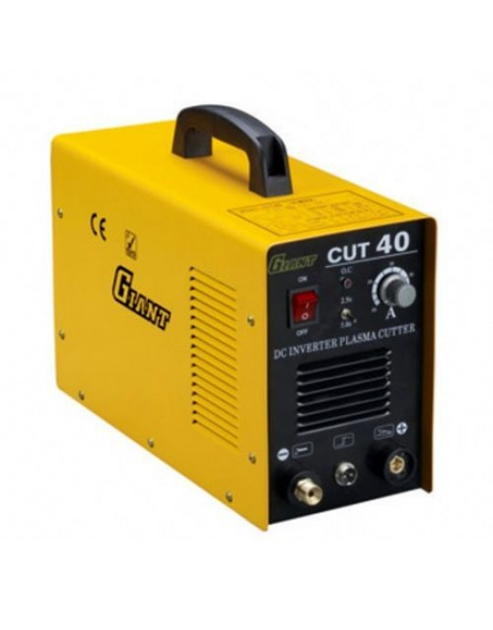 GIANT 240v Single Phase Plasma Cutter - 12mm Cut - With torch