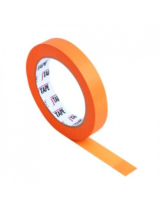JTAPE Premium Orange 100c Masking & Fine Line Tape