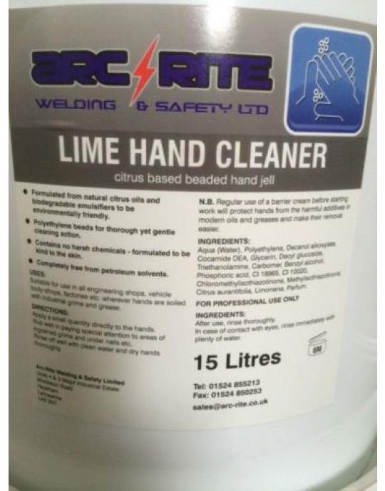 Lime Beaded Handcleaner 15L