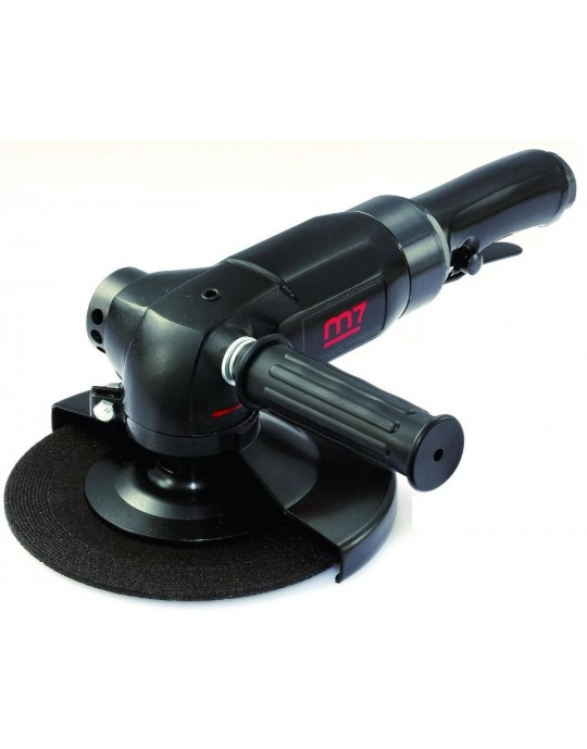 """M7 QB-177 Lever Type 7"""" Air Angle Grinder"""