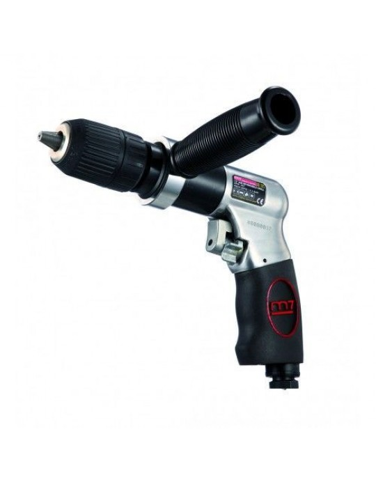 """M7 QE-341 Air Reversible Drill 1/2"""" with Keyless Chuck"""