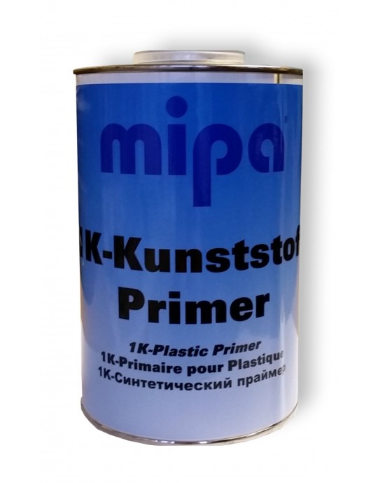 MIPA 1k Ready For Use Plastic Adhesion Primer 1 litre