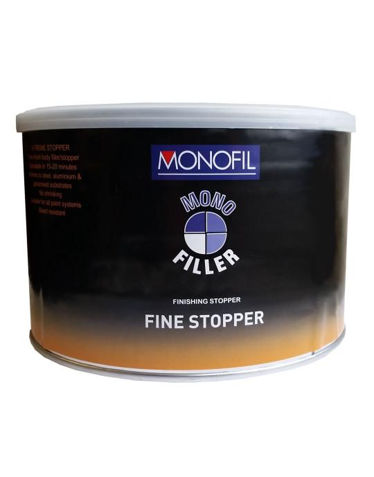 Monofil Fine Stopper Filler 1 Litre with Hardener