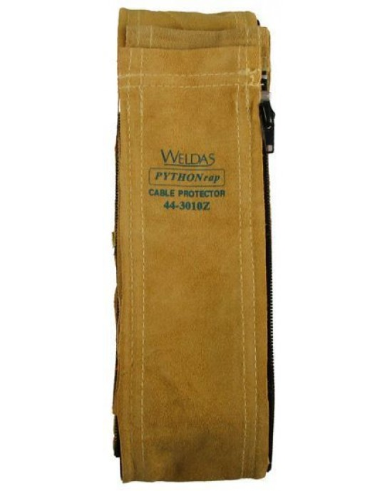 WELDAS Leather Cable Cover - CHOOSE LENGTH