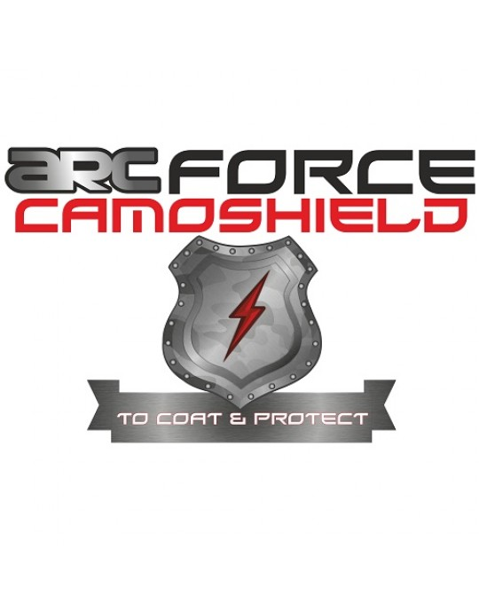 ARCFORCE CAMOSHIELD - Anti Rust Military Paint Matt / Satin / Gloss