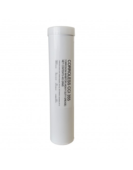 Corroless CCI 355 Heavy Duty Corrosion Protection Lithium Grease 400g