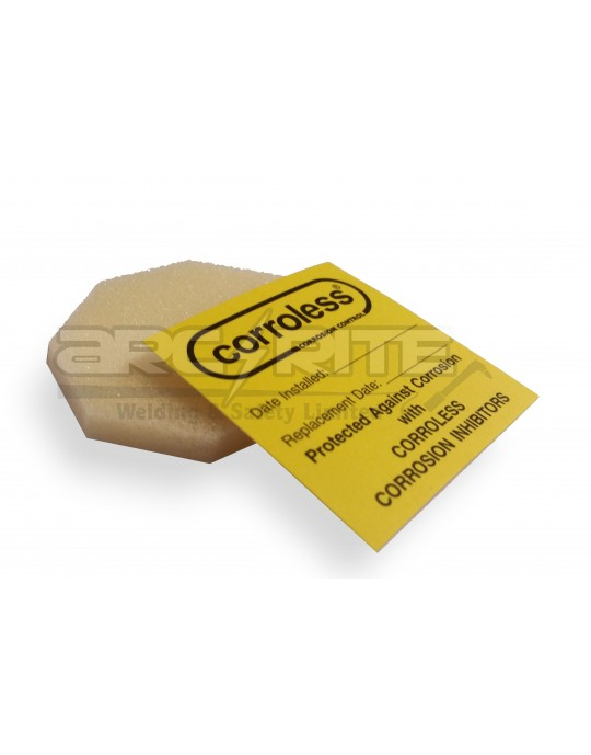 Corroless Electrical Rust Prevention Pads