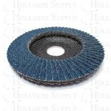 "4.5"" 115mm 80 Grit Coarse Flap Sanding Discs"