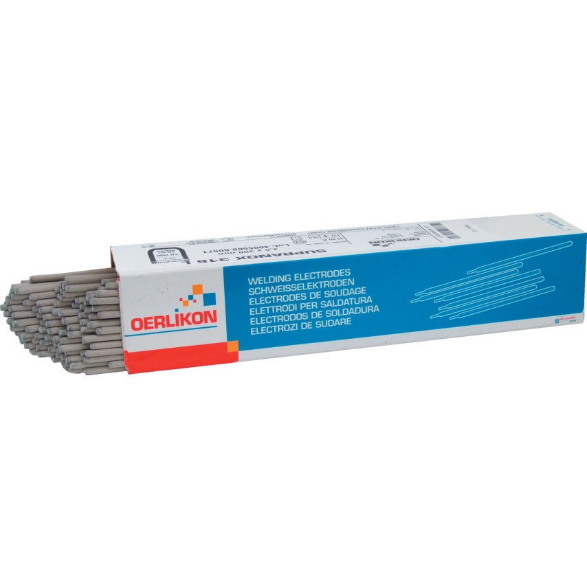 Up To 60% OFF Oerlikon Overcord Z E6013 Welding Rods Available To ...