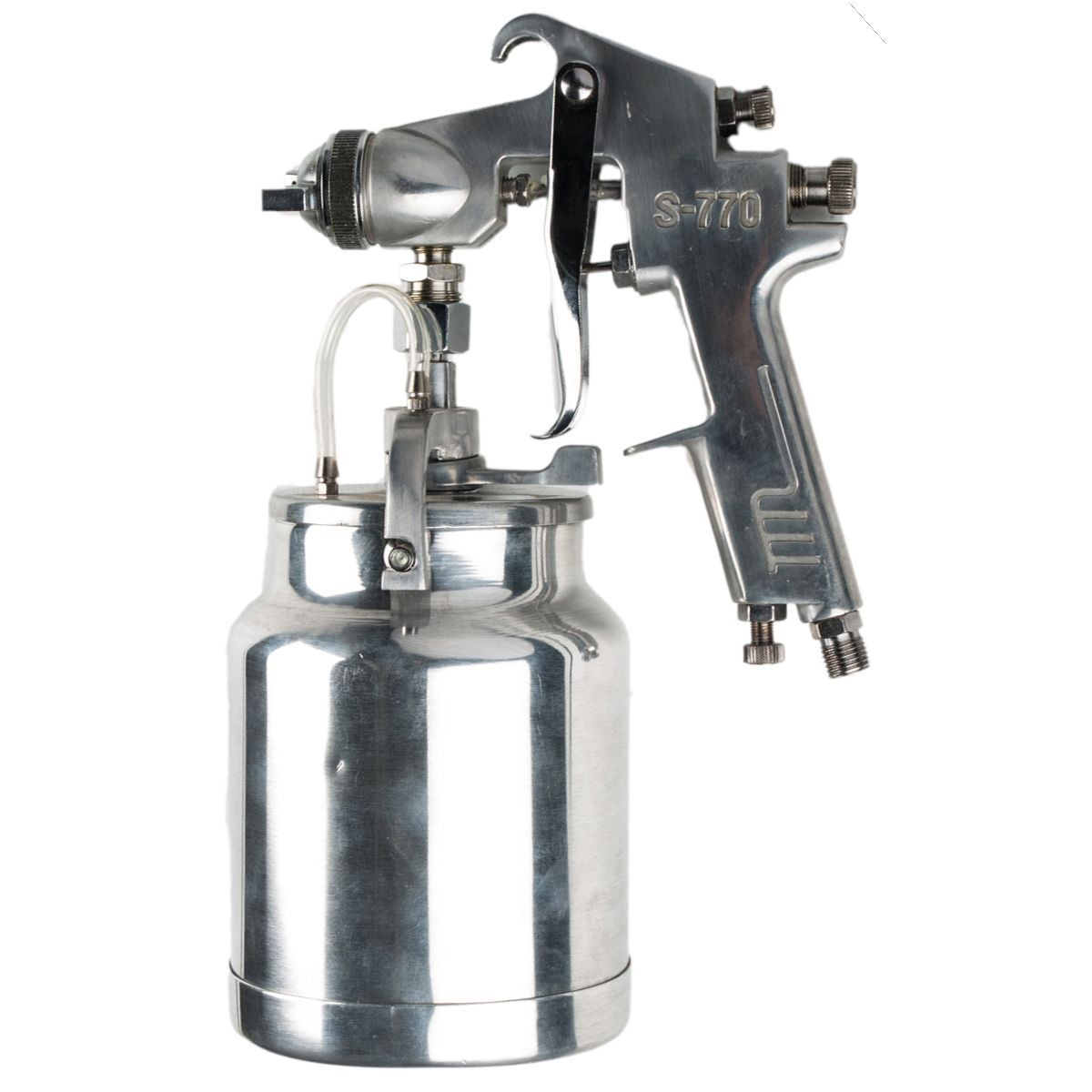 Up To 60 Off S 770 Professional Quality Spray Gun 1 5mm