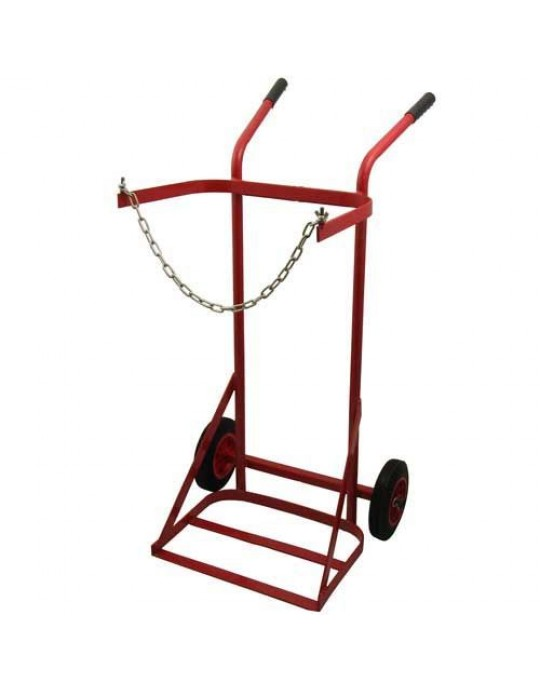 1270 Single Propane Cylinder Trolley