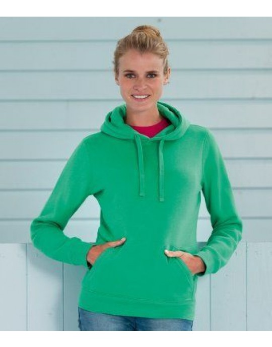 265F Russell Ladies Authentic Hooded Sweatshirt