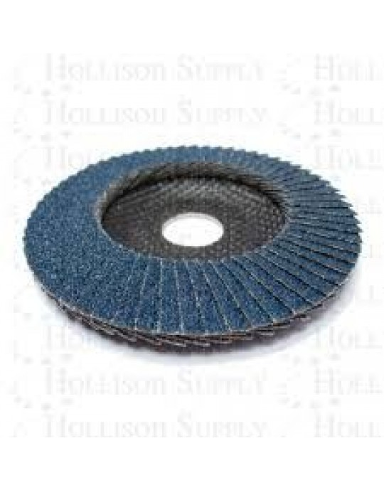 "4.5"" 115mm 36/40 Grit Coarse Flap Sanding Discs"