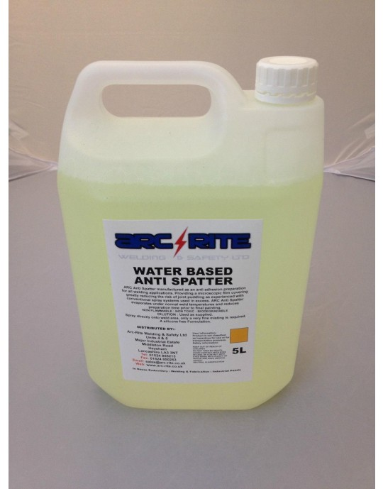 Water Based Anti Spatter