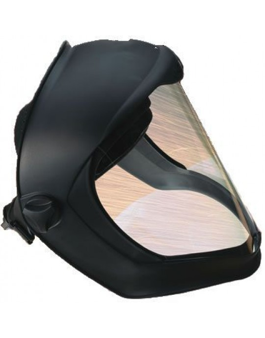 Bionic Browguard & Polycarbonate Visor