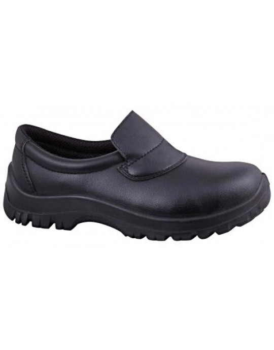 Blackrock SRC04B Ladies Water & Slip Resistant Slip-On Shoe