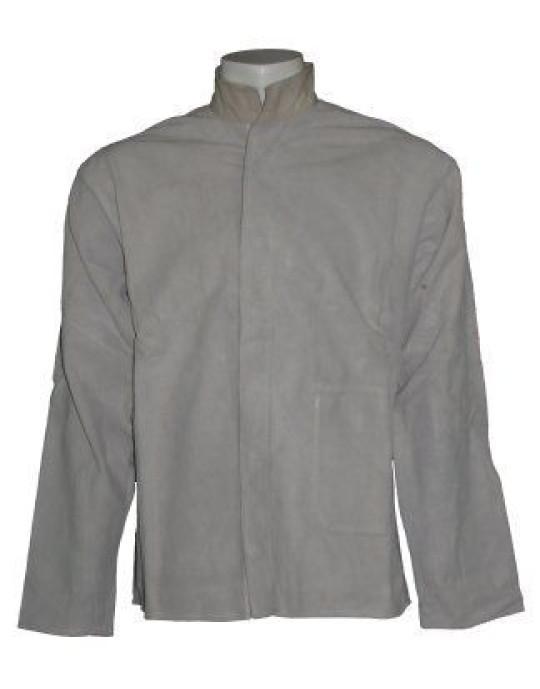 Chrome Leather Jacket - CHOOSE SIZE