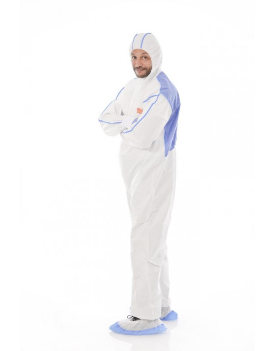 Coolsuit Paint Spraying Protective Disposable Type 5 6 Coverall - Like TYVEK