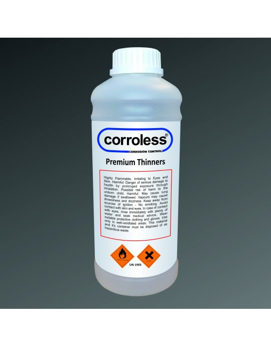 CORROLESS THINNERS