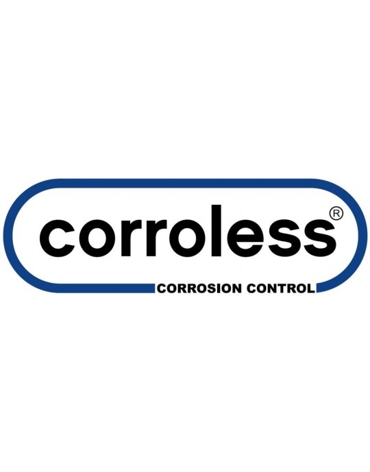 Corroless RF16 Glass Leaf Impregnated Gloss Top Coat - ANY COLOUR