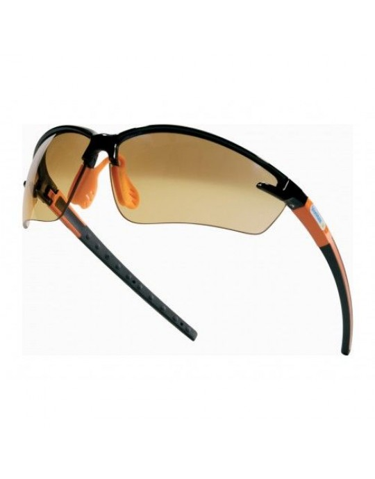 Delta Plus Venitex Thunder Clear Protective Cycling Sunglasses Eyewear Glasses