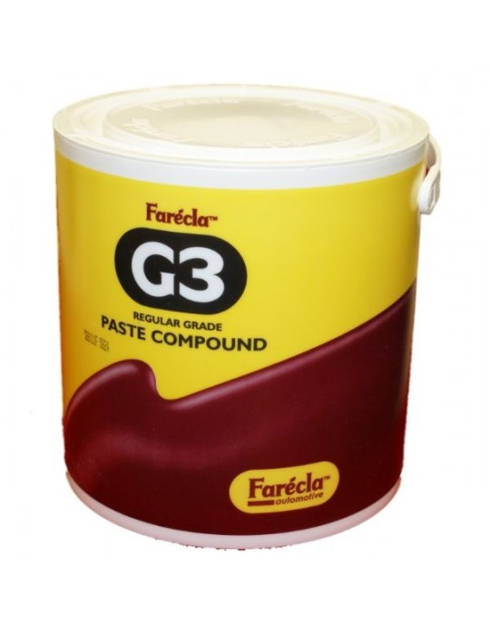 Farecla G3 Regular Paste Compound 3KG