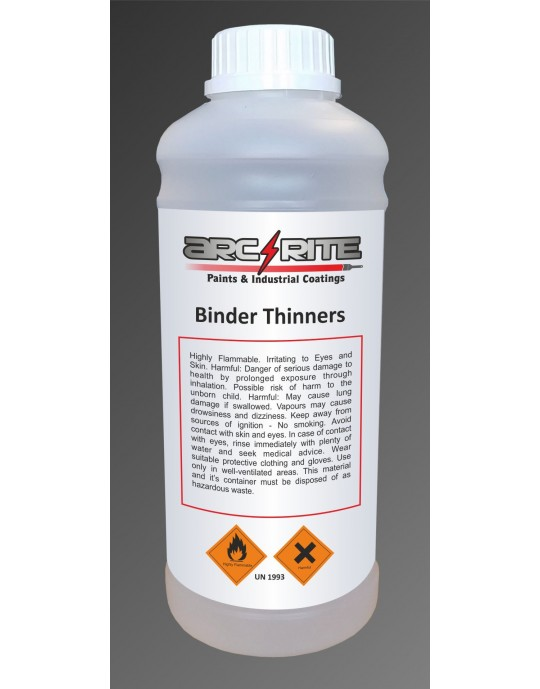 Flake Carrier / Binder Thinners 1 Litre
