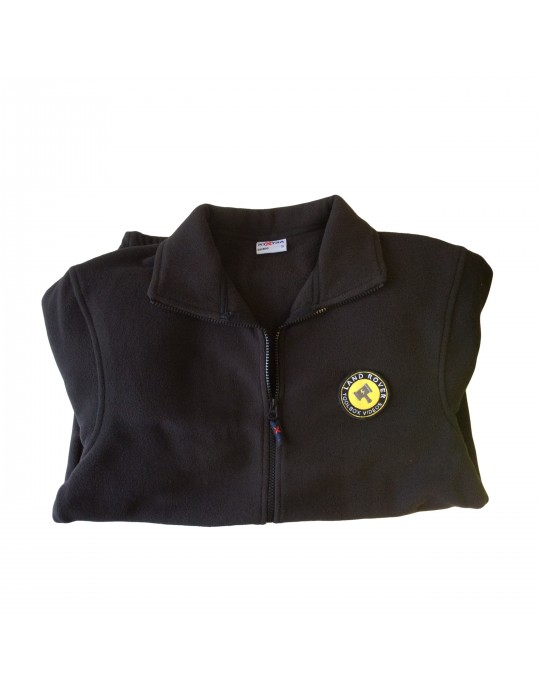 LRTV Branded Black Fleece