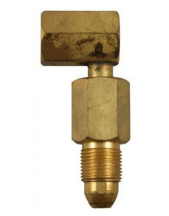 Gas Cylinder Adaptor - CHOOSE DIRECTION