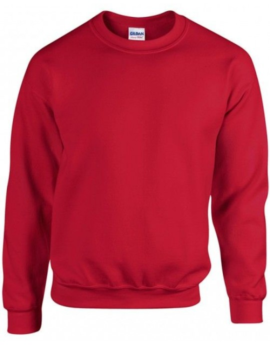 Gildan Heavy Blend Crew-Neck Sweatshirt - CHOOSE SIZE & COLOUR