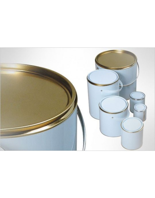 Lever Lid Paint Cans - CHOOSE SIZE & QUANTITY