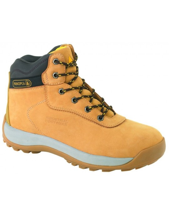 LH840SM Panoply Sand Oil, Heat & Slip Resistant Hiker Boot