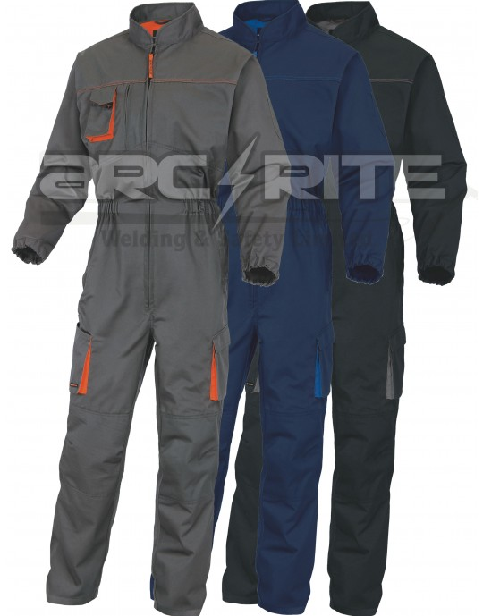 LRTV Branded Mechanics Overalls - Choose Colour & Size