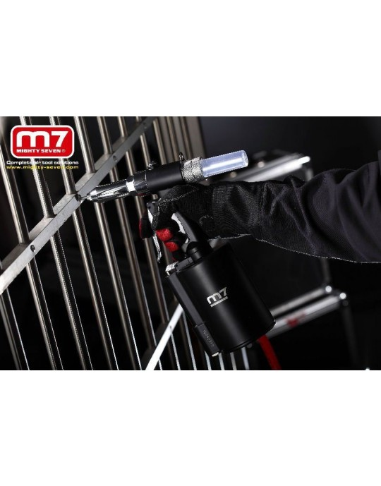 "M7 PA-201 1/4"" Air Hydraulic Riveter"