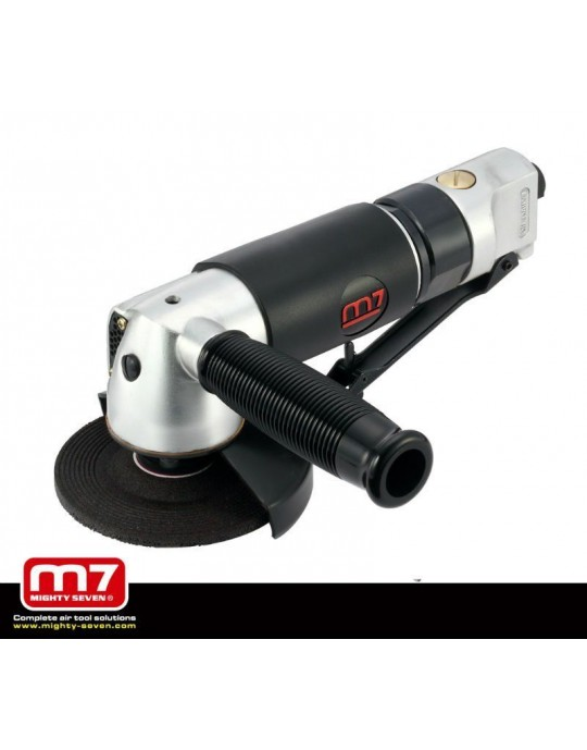 M7 QB-114 / QB-115 Lever Throttle Air Angle Grinder - CHOOSE SIZE