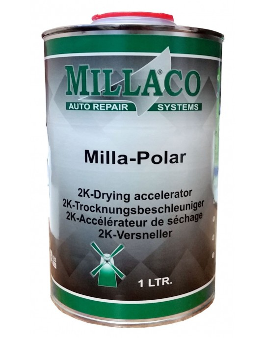 Millaco Milla-Polar 2k Rocket Paint Accelerator - CHOOSE SIZE