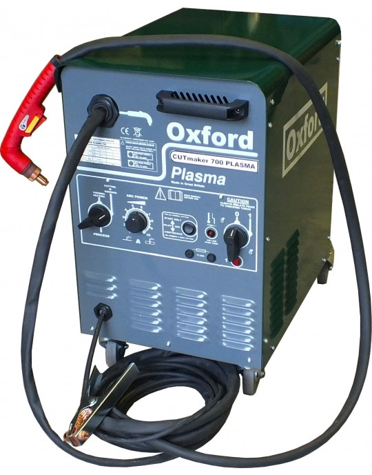 Oxford Cutmaker 350 230v Plasma Cutter with Torch - 20mm Cut