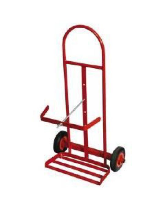 Oxygen Acetylene Cylinder Trolley for small bottles