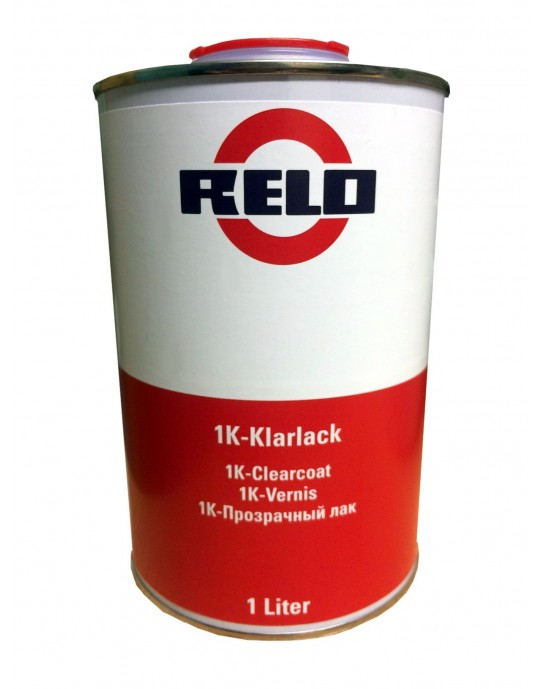 RELO 1k Gloss Clear Coat Lacquer RFU