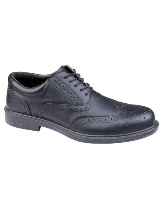 RICHMOND Composite Slip Resistant Safety Brogue