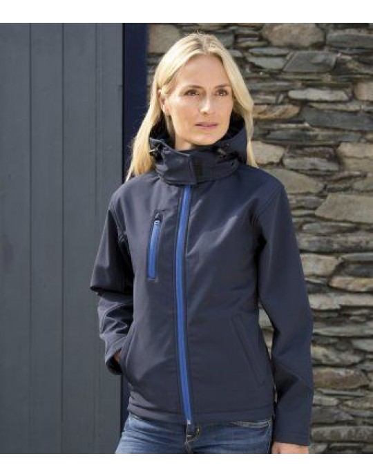 RS230F Result Core Ladies Softshell Jacket