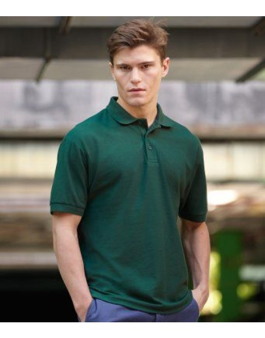 SS11 Fruit of the Loom Pique Poloshirt - CHOOSE SIZE & COLOUR