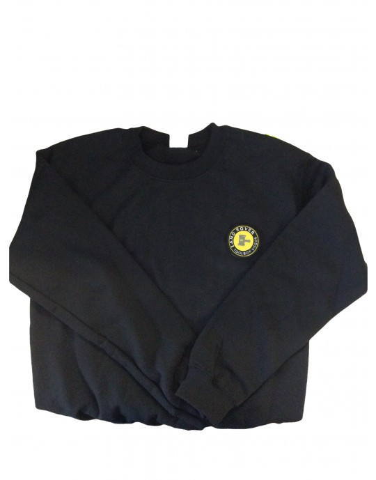 LRTV Branded Black Sweatshirt