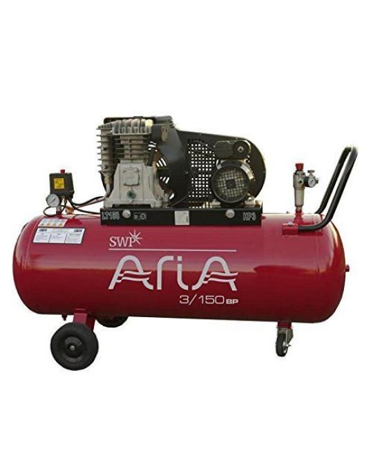 SWP Aria 2/100BP Belt Driven 100 Litre 230v Compressor