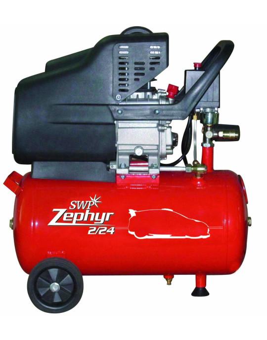 Zephyr ZC224 2HP 24 Litre 230v Air Compressor